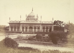 Imambara [in the] Fort [Rampur]